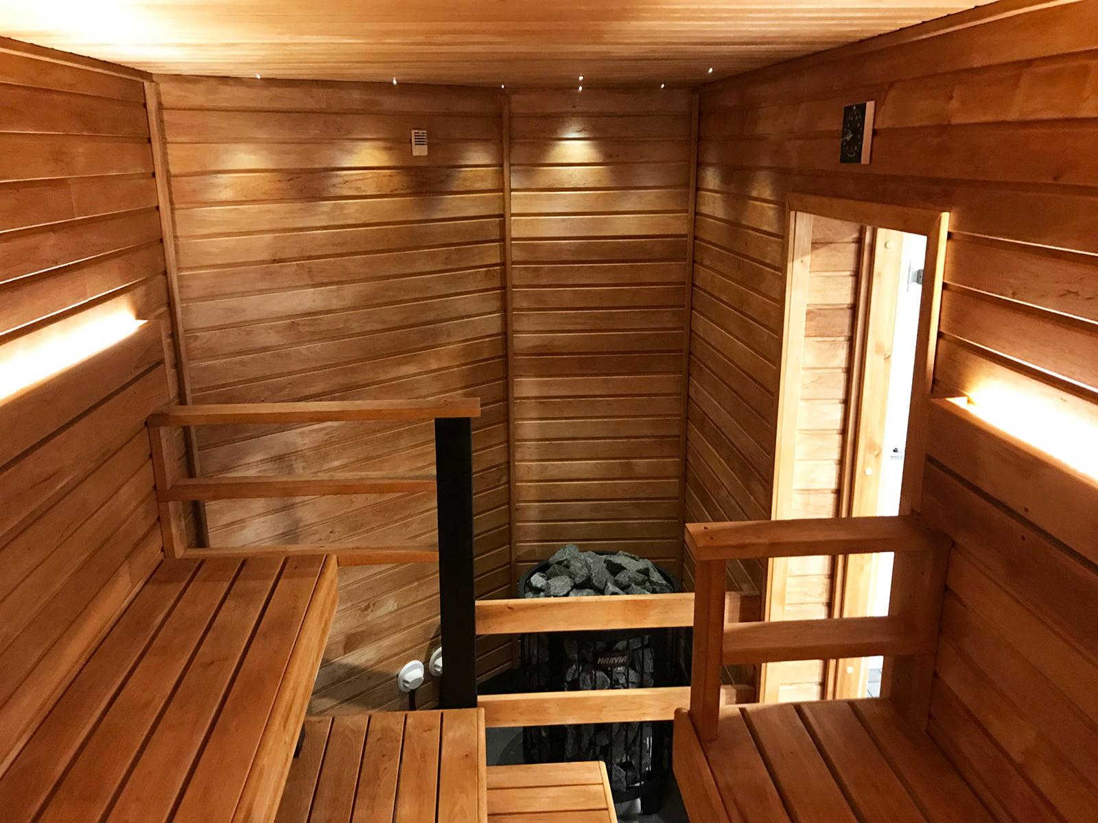 Referenssi - Taloyhtiön saunaosaston saneeraus